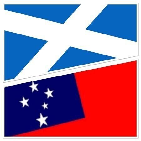 RWC2019 - SCOTLAND V SAMOA