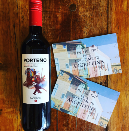 Win a Trip to Argentina