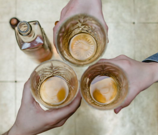 American beer & whiskey masterclass