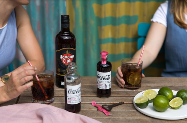 A Spicy Cuba Libre on the house!