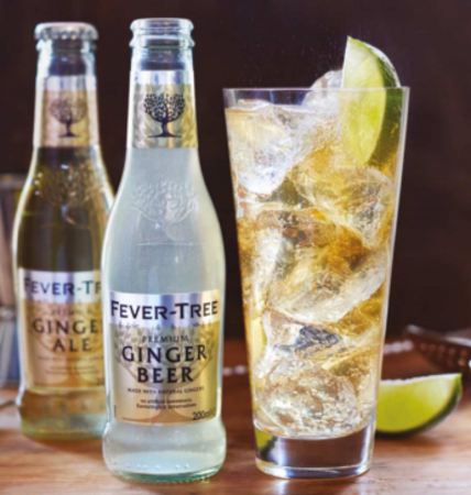 DIAGEO X FEVER-TREE, Whiskey & Ginger