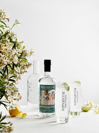 Gin Of The Fortnight - Sipsmith