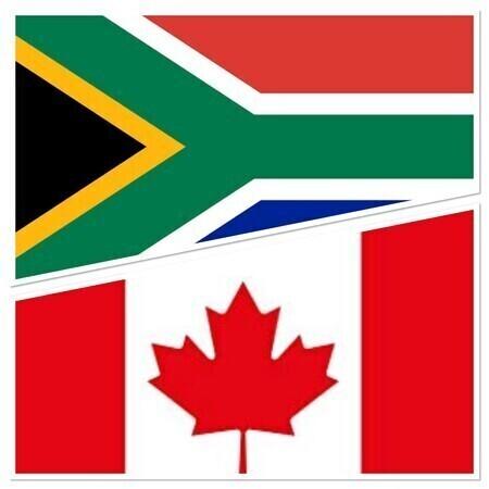 RWC2019 - SOUTH AFRICA V CANADA
