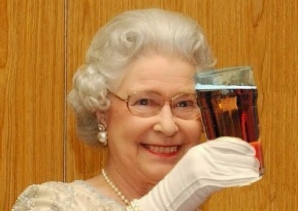 The Queens birthday