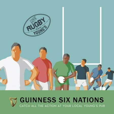 6 Nations ROUND 1 Scotland vs Italy