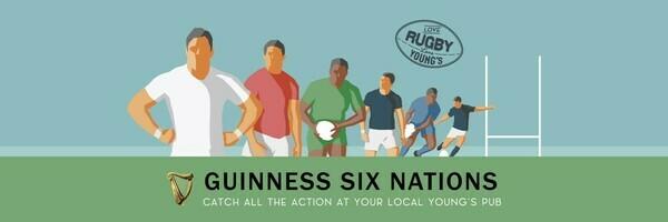 6 Nations ROUND 3 France vs Scotland