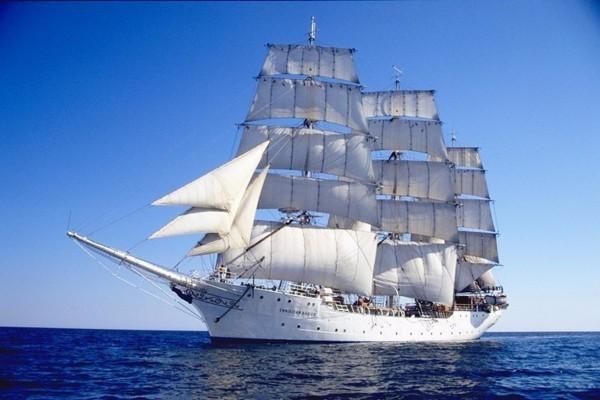 Sail Greenwich Tall Ships Festival 2016