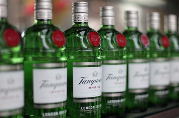 TANQUERAY & TANQUERAY NO. TEN GIN BLENDING SESSION