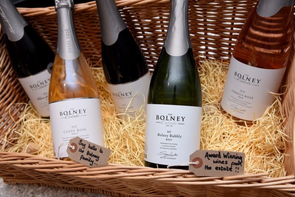 Bolney Estate Wine Tasting