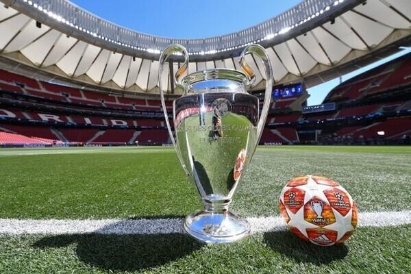 PSG v RB Leipzig Semi-Final