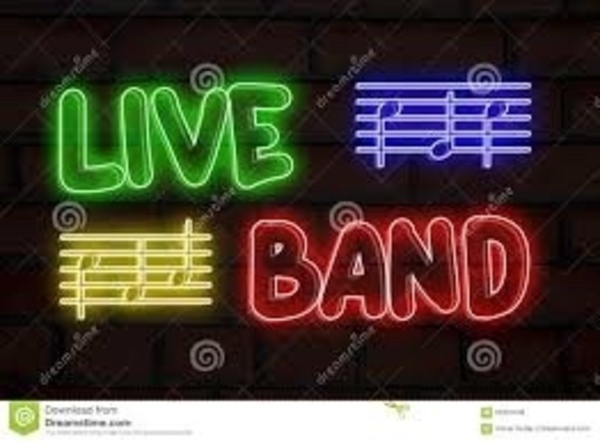 Live House Band and Happy hour all night!