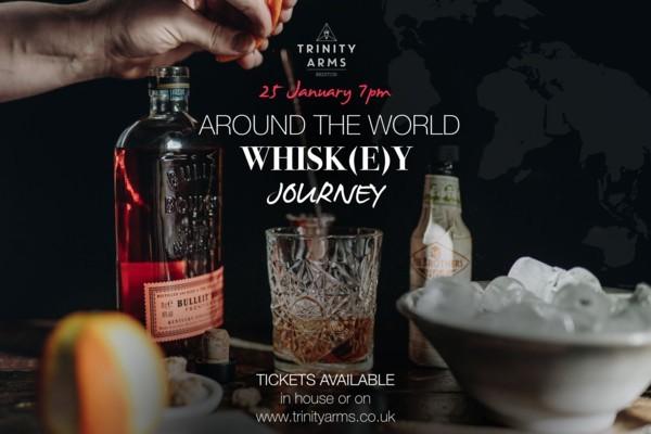 Around The World Whisk(e)y Journey