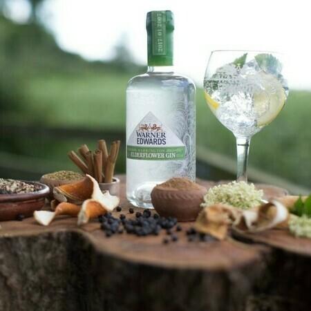 Warner Edwards Gin Tasting