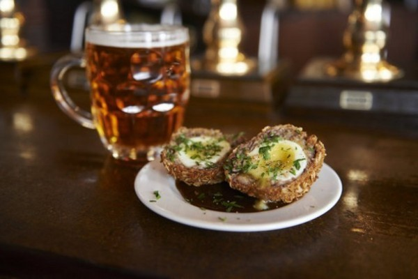 The Scotch Egg Challenge