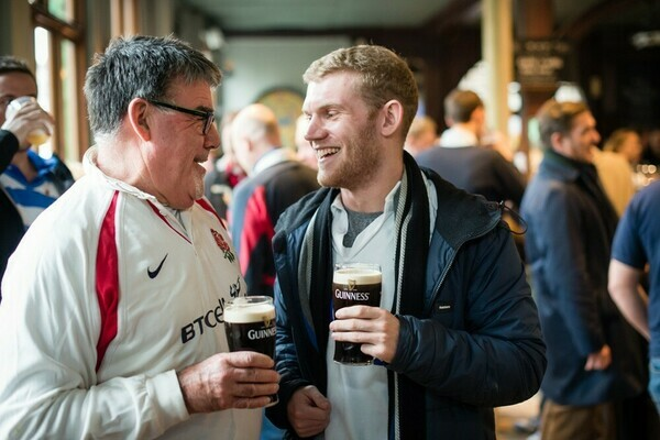 GUINNESS SIX NATIONS 2019 - ROUND 1