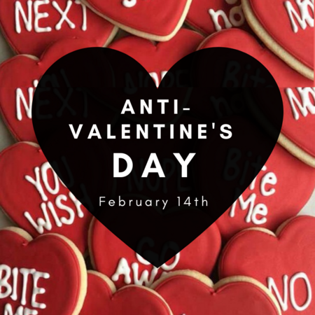 Anti-Valentine's Day at The Plough