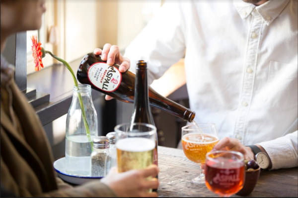 National Beer Day and Aspall Tasting