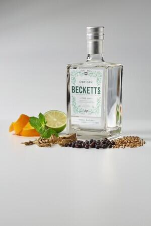 Gin Of The Fortnight - Becketts