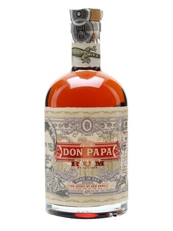 The Dom Papa Rum Experience