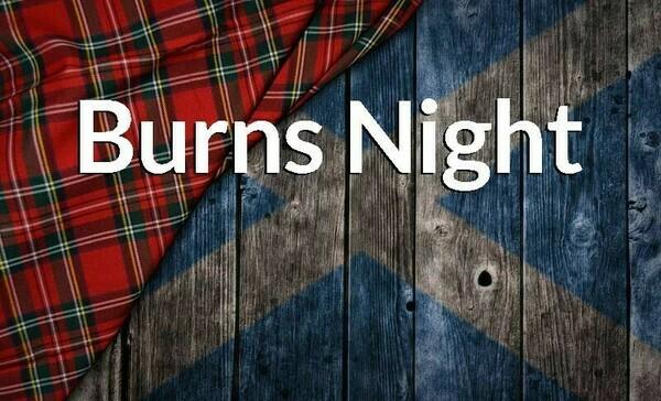 Burn's Night 2019