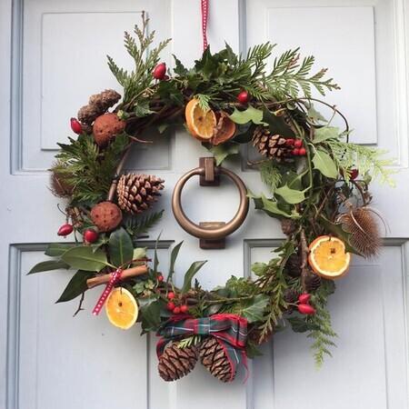Wreath Making Masterclass