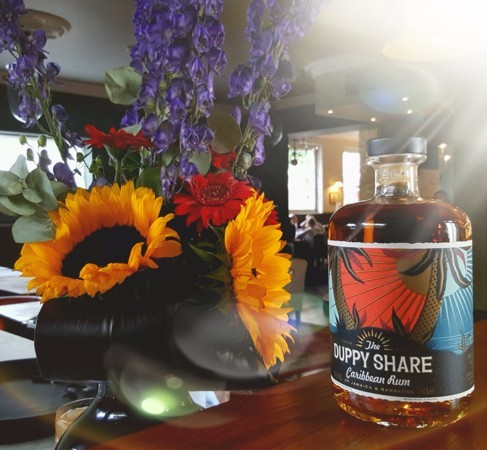 Blend your own Rum with Duppy Share