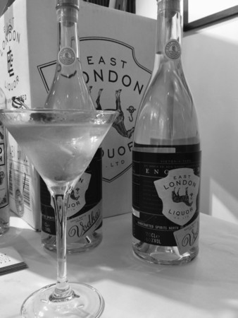 East London Liquor Company – Martini Masterclass