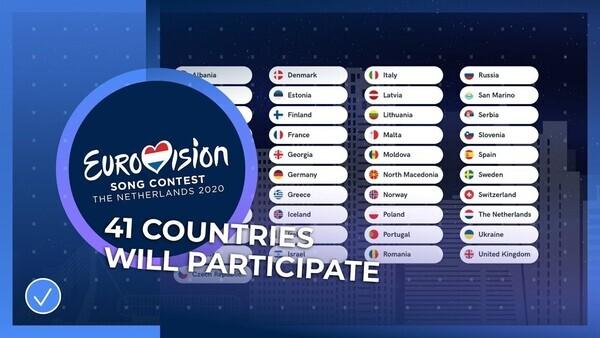 Eurovision 2020 - Semi-finals 2