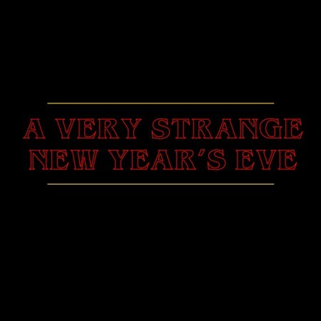 Stranger Things New Year's Eve Party