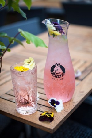 Fentimans Masterclass - Inspired by the RHS Chelsea Flower Show