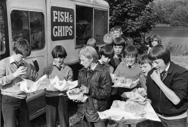 Great British Fish and Chips Day