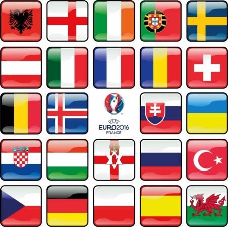 Euros FRANCE v ROMANIA 20.00