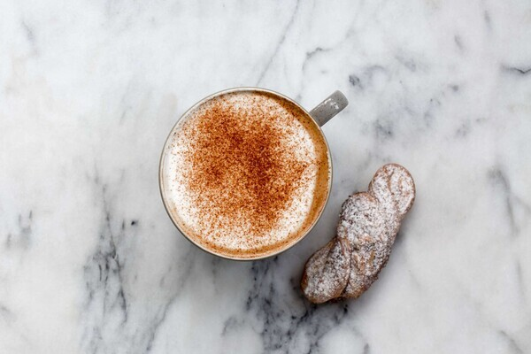 Our Hot Chocolate is the Best in Bloomsbury!