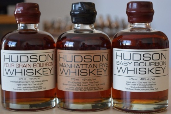 Husdon NYC Whiskey