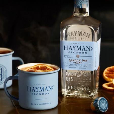 Haymans Hot Gin Masterclass