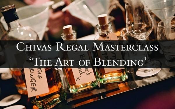 The Art Of Blending with Chivas Regal