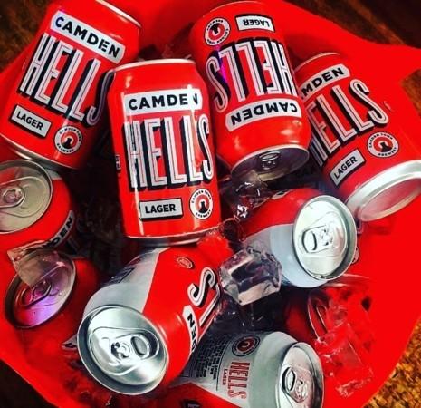 The Camden Shout!