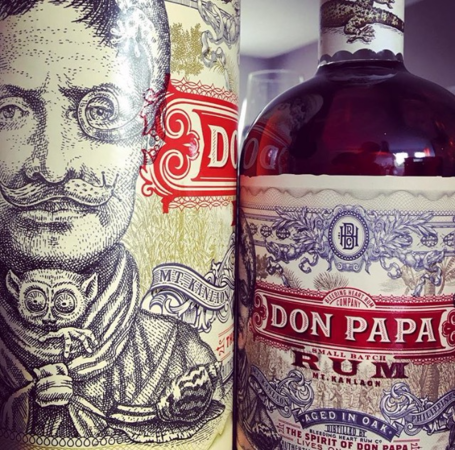 Don Papa Rum Shack Takeover!