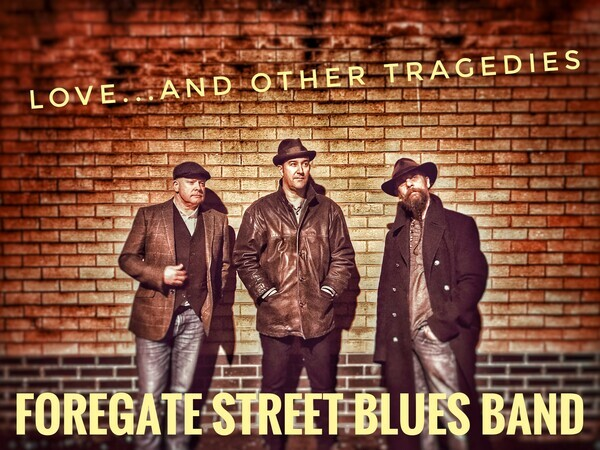 Foregate Street Blues Band Live