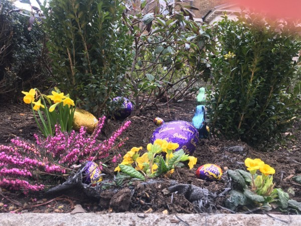 Good Friday! Easter Egg Hunt!