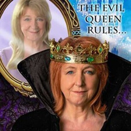 Fringe 2019 - Janis Haves: The Evil Queen Rules! (16+)