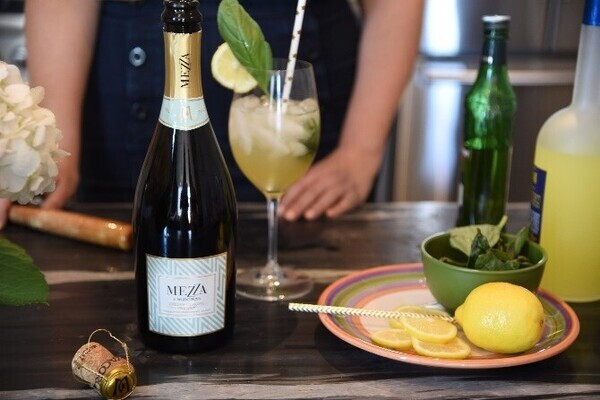 All Things Sparkling - Mezza Cocktail Masterclass