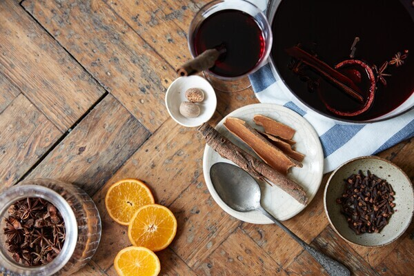2 for 1 Mulled Wine