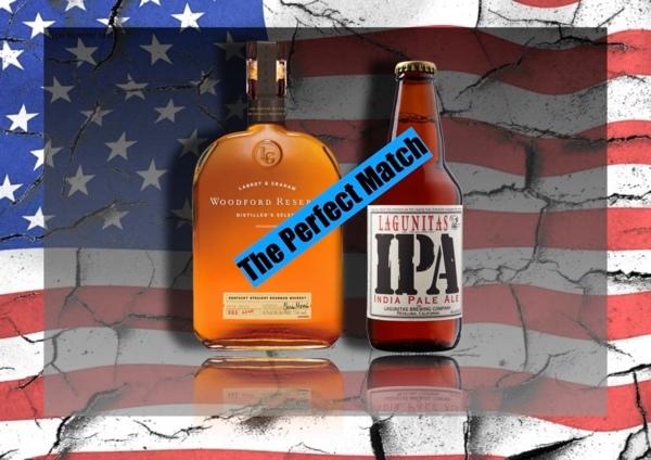 American Whiskey & Beer Pairing Masterclass