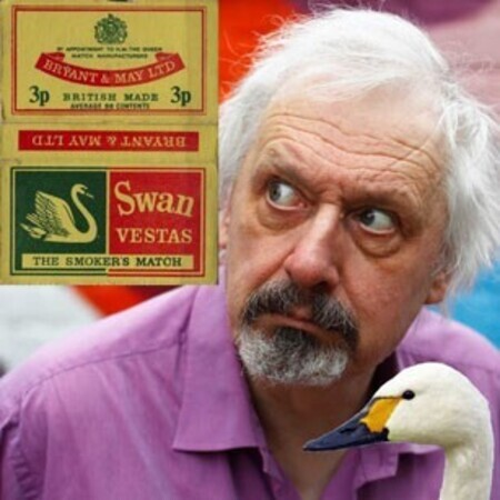 Fringe 2019 - Peter Buckley Hill: Arson in the Queen's Swans (18+)