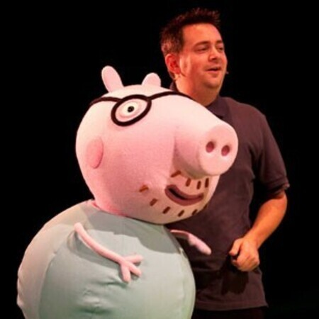 Fringe 2019 - Phillip Simon: Who's the Daddy Pig? (16+)