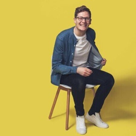 Fringe 2019 - Robin Morgan: What A Man, What A Man, What A Man, What A Mighty Good Man (Say It Again Now) (14+)