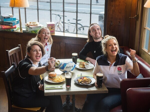 England v Argentina - Rugby World Cup 2019