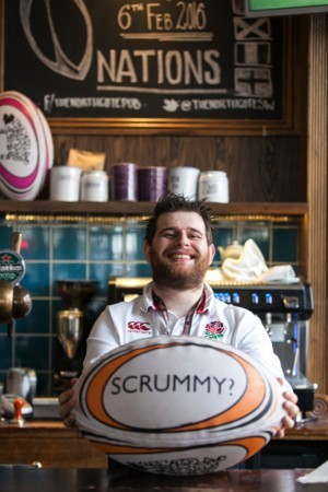 SIX NATIONS RUGBY- FINAL MATCHES - 12.30PM - 8.00PM