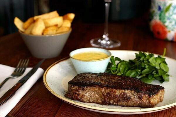2 Steaks for £28
